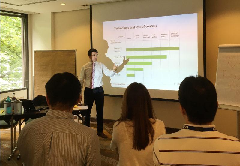 Doing business with Japanese : Executive Coaching | JCO